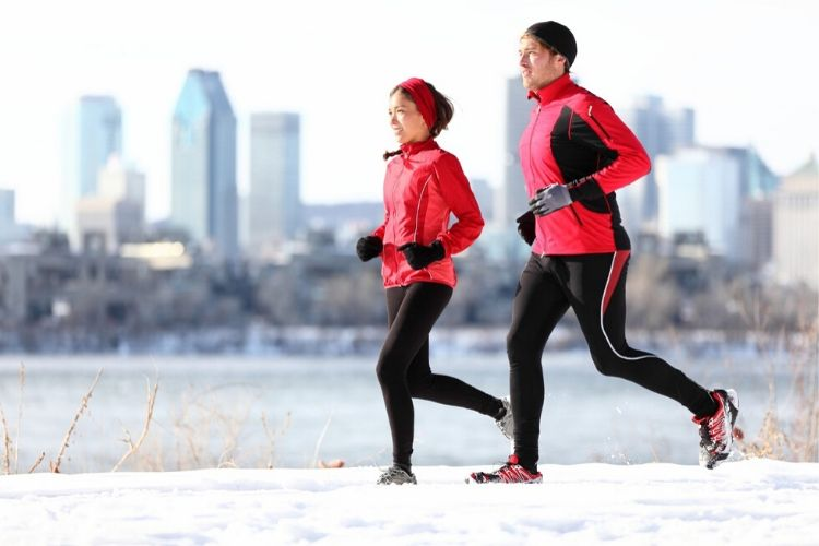 activité sportive hiver